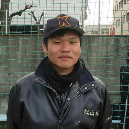コーチ 森岡 亮介(平成19年 北高58回)