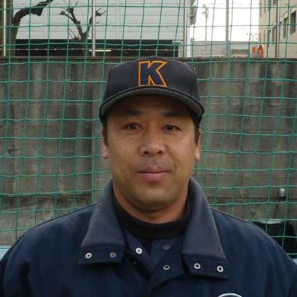 コーチ 正岡 利博(平成2年 北高41回)
